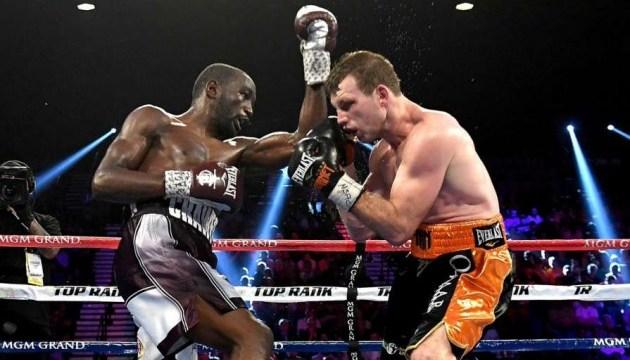 Бокс: Кроуфорд нокаутировал Хорна и возвращение Фьюри