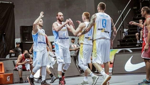Збірна України з баскетболу 3х3 вийшла у чвертьфінал чемпіонату світу
