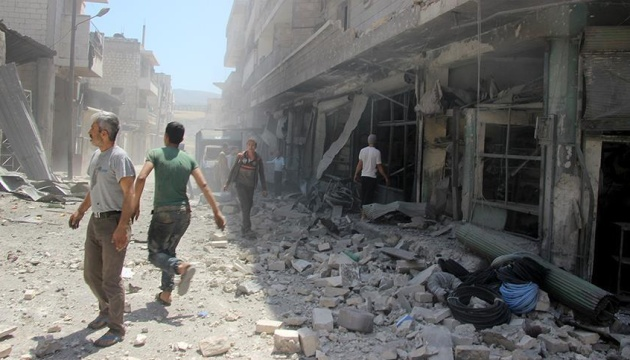 Жертвами боїв за Ідліб стали майже 1,5 тисячі осіб