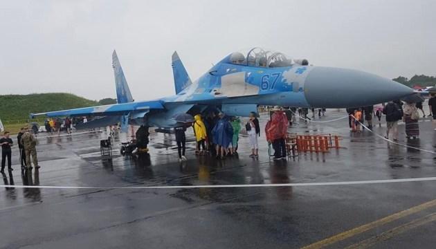 Ukrainische Piloten zeigen ihr Können bei Danish Air Show – Fotos, Video