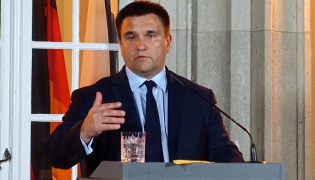 Normandy Four ministers discuss release of political prisoners - Klimkin