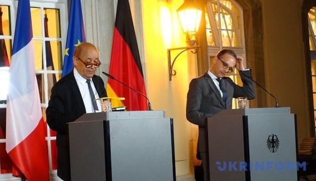 Вопрос миссии ООН на Донбассе будет обсуждаться в ближайшие недели - Маас