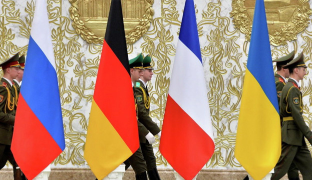 Talks in Normandy format should be continued, Berlin believes