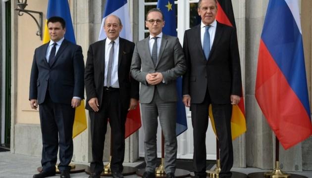 """在""""诺曼底""""部长会议上提出了政治犯问题 - 克林姆金"""
