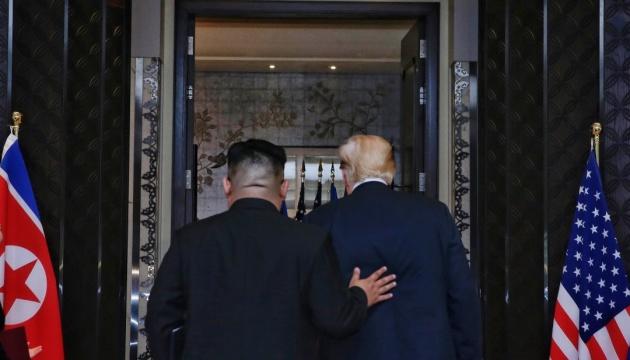Трамп получил еще одно письмо от Ким Чен Ына