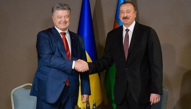 Südlicher Gaskorridor: Präsident Aserbaidschans lädt Ukraine zu Teilnahme ein