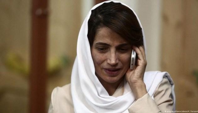 В Ірані знову заарештували відому юристку-правозахисницю