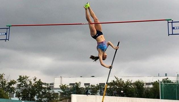 Украинка Килипко была лучшей в прыжках с шестом на соревнованиях в Финляндии