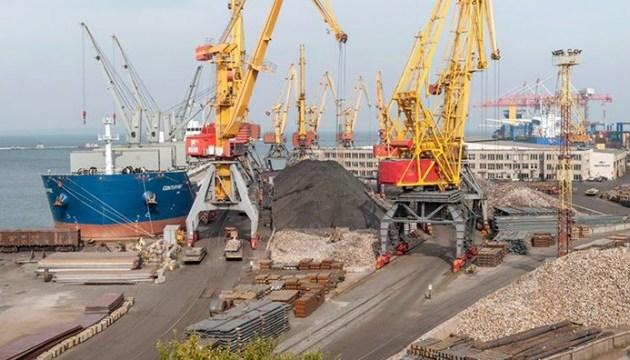 Морські порти цьогоріч скоротили перевалку на 2,1% - АМПУ