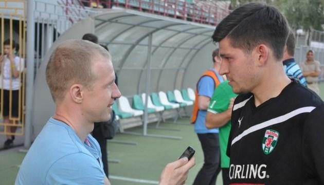 "Футбол: экс-форвард ""Черноморца"" Ковалец может перейти в ""Десну"""