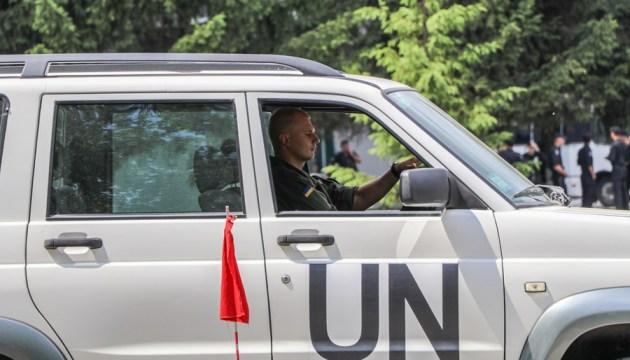 Цьогоріч 68 українських правоохоронців стали кандидатами у миротворці ООН