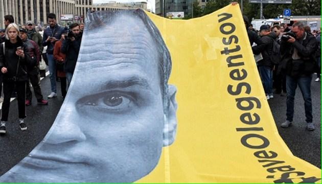 Poroschenko: Welt verlangt Freilassung von Senzow und allen politischen Gefangenen