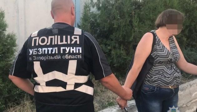 На Запоріжжі затримали жінку, яка продала сина за 50 тисяч