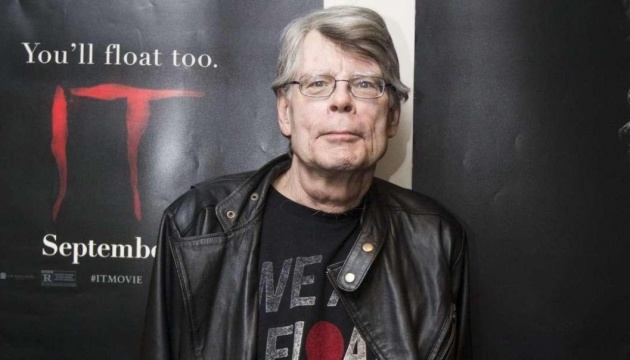 Stephen King urges to free Oleg Sentsov