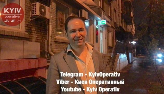 Консула РФ в Киеве поймали пьяным за рулем