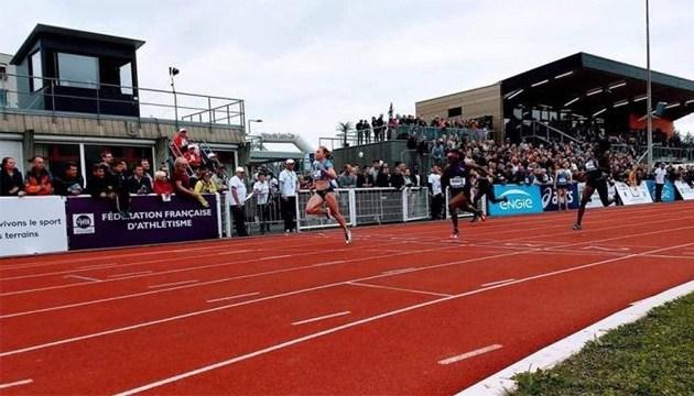 Українська бігунка Стуй з рекордом виконала норматив на чемпіонат Європи