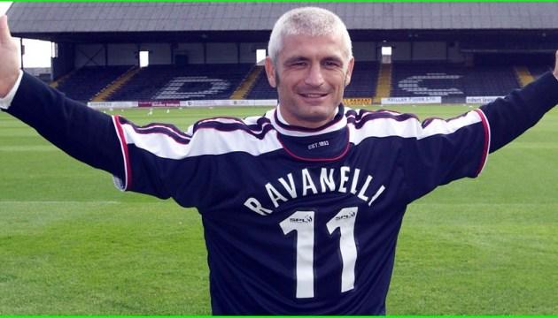 Italiener Fabrizio Ravanelli wird Trainer von Arsenal Kiew