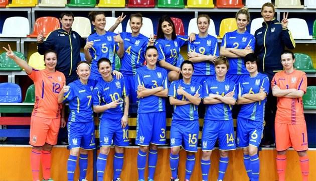 Футзал: став відомий розширений склад жіночої збірної України на спаринги в Італії