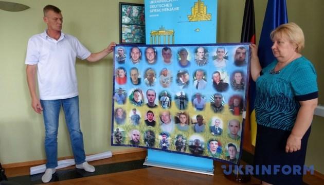 Украинские «берегини» в Берлине: Миссия «Вернуть заложников»