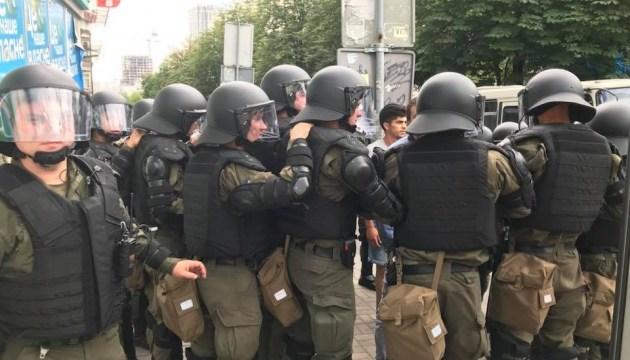 Київська поліція відпустила всіх затриманих під час Маршу рівності