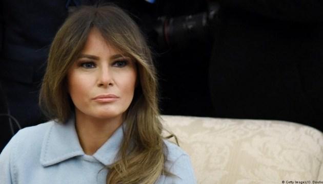 Меланія Трамп вимагає звільнити з Білого дому помічницю Болтона