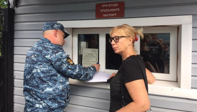 Denisova exige que Rusia permita visitas inmediatas a presos políticos