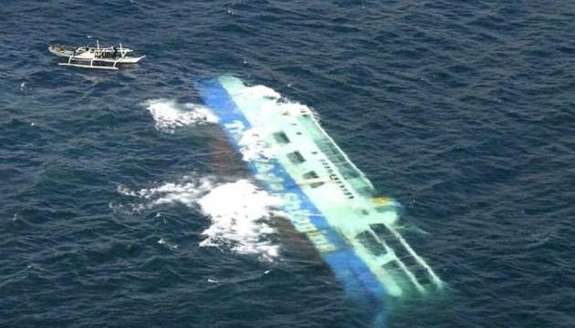 В Индонезии затонул паром с 80 пассажирами