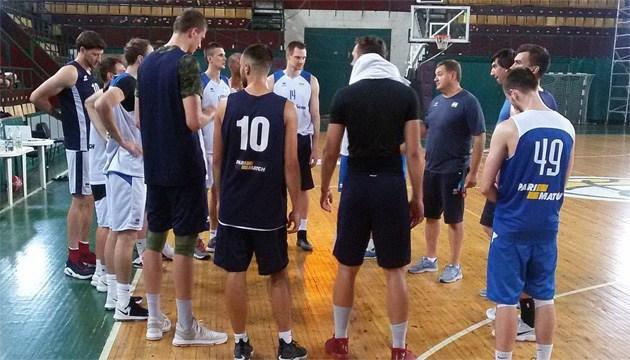 Мурзін вимагає агресивності від гравців збірної України з баскетболу