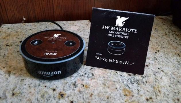 Постояльцев в отелях будет обслуживать голосовой помощник от Amazon