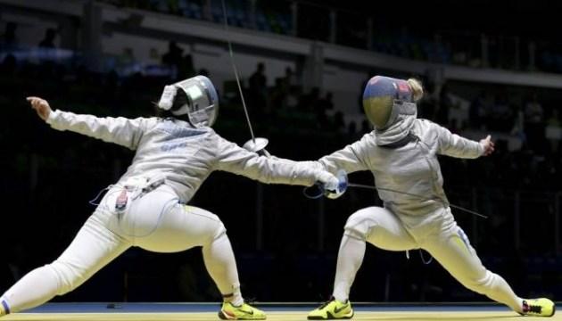 Українські шаблістки стали срібними призерами чемпіонату Європи в командному турнірі