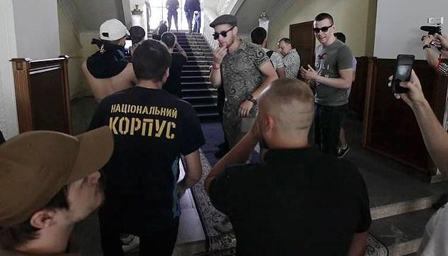 Безлади у мерії Харкова: поліція відкрила кримінальне провадження