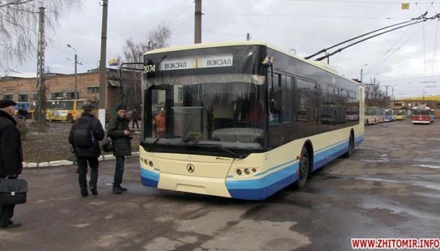 Європейський інвестбанк на міський транспорт в Україні виділяє 200 мільйонів євро