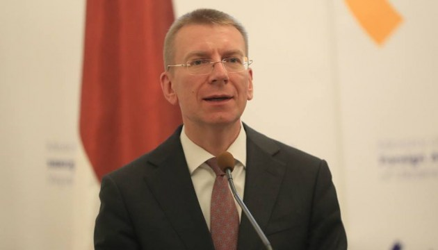 Ukraine, Georgia should become NATO members - Latvian FM