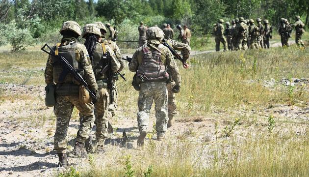 Защитники Широкиного попали под вражеский минометный обстрел - штаб ООС