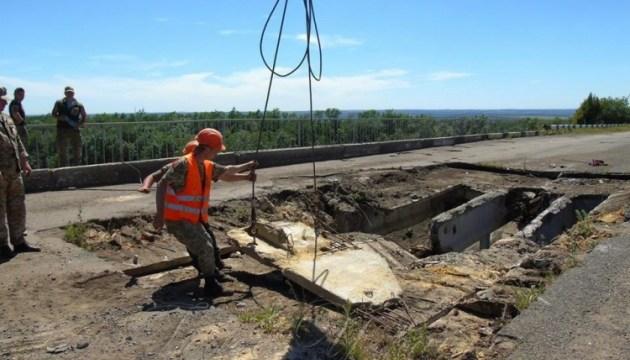 На Донеччині відновили 10 мостів загальною довжиною 588 метрів - Куць