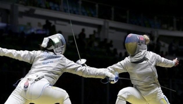 Украинские шпажистки победили россиянок и вышли в полуфинал чемпионата Европы