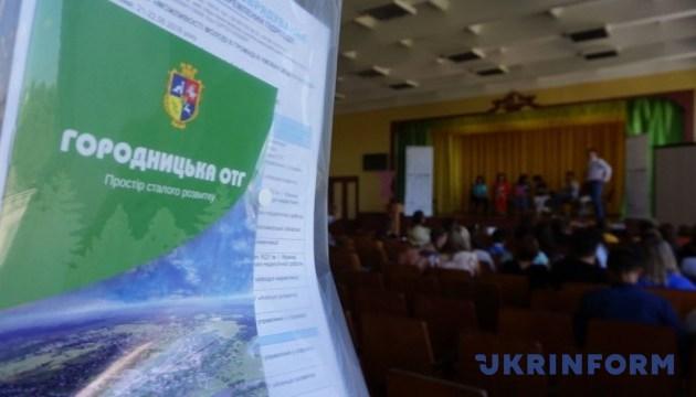 На Житомирщине обсуждают роль молодежи в ОТГ