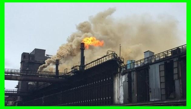 Торецьк та Авдіївський коксохім знеструмлені через вибух трансформатора