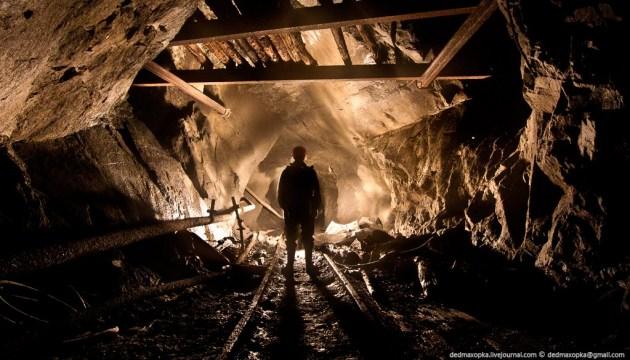 У грузинській шахті імені Мінделі загинули четверо людей