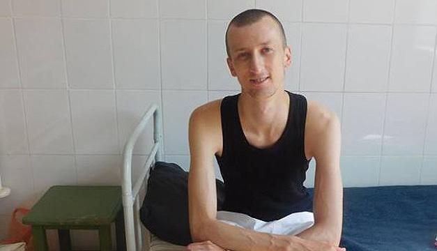 Правозахисниця розповіла, чому Кольченко опинився в штрафному ізоляторі