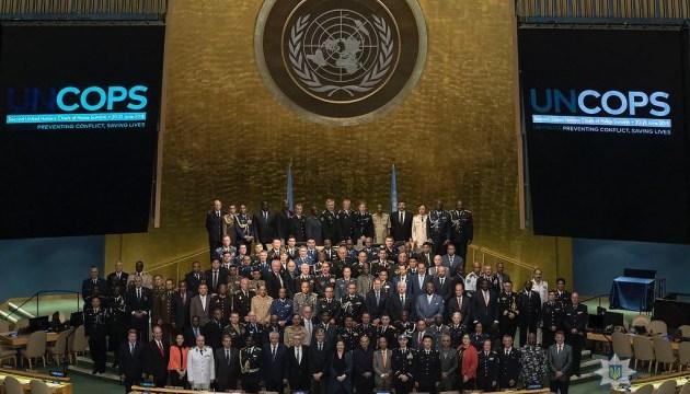 Українська поліція готова до миротворчих операцій під егідою ООН — Князєв