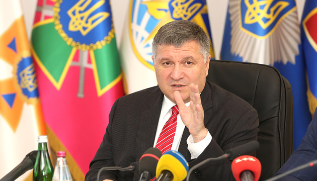 Avakov calls on Parliament to step up measures against violators of traffic rules