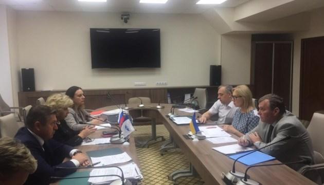 Денисова в очередной раз встретилась с российским омбудсменом