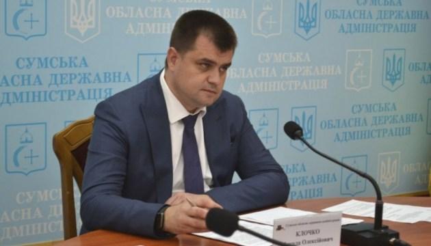 В Сумской ОГА считают, что мемориалу борцов за Украину не место на кладбище
