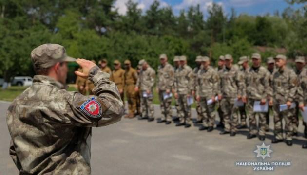 В Украине завершили формирование спецподразделений полиции КОРД