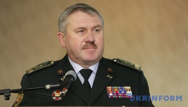 National Guard commander meets with Volker to discuss situation in Donbas