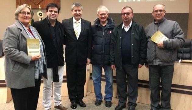 Книгу про Голодомор за спогадами українських бразильців презентували у штаті Парана