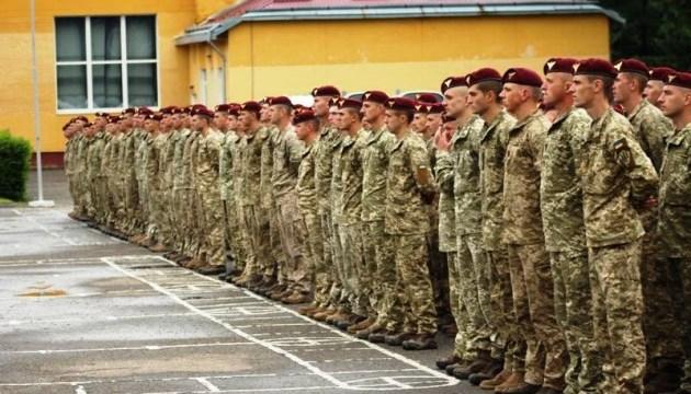 Іноземні інструктори підготували ще батальйон українських десантників