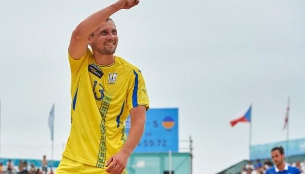 Пляжный футбол: Украина обыграла Италию в квалификации Евролиги-2018