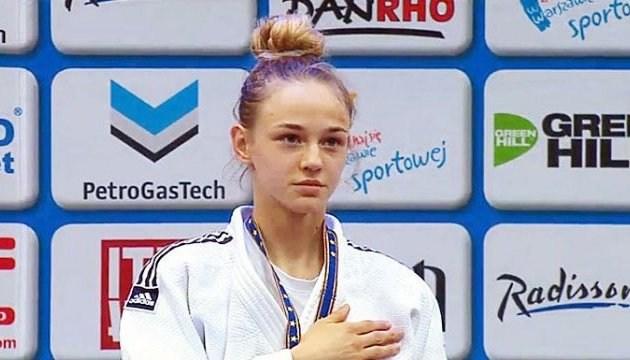 Дзюдоистка Дарья Белодед выиграла Кубок Европы в Словении